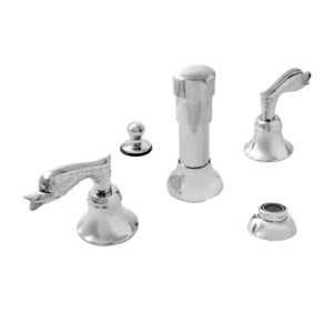 Bidet Set with Windsor Elite Handle