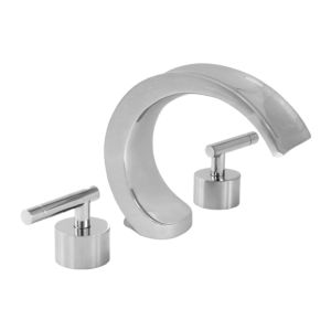 900 Series Roman Tub Set with Palermo Handle (available as trim only P/N: 1.904477T)