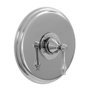 """3/4"""" Thermostatic Shower Set using Deluxe Plate with Lexington Handle (available as trim only P/N: 1.000397DT)"""