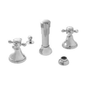 Bidet Set with Portsmouth Handle