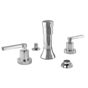 Bidet Set with Carina Handle