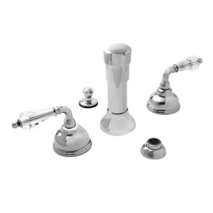 Bidet Set with Portofino Handle