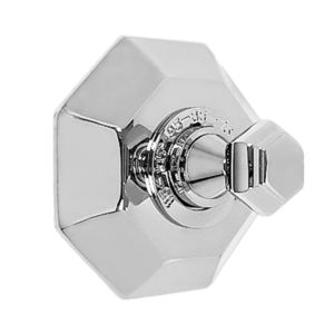 """3/4"""" Thermostatic Shower Set - Hexagonal Plate with Alicante Handle"""