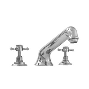 1500 Series Lavatory Set with Sussex Handle