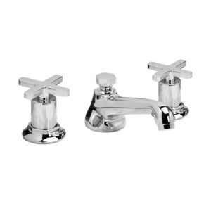 310 Series Roman Tub Set with Tribeca-X Handle