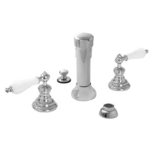 Bidet Set with 025 Handle
