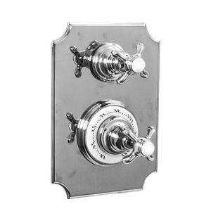 """1/2"""" Imperial Thermostatic Shower Set with Volume Control and 481 Handle (available as trim only P/N: 7.0248196VT)"""