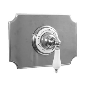 """3/4"""" Imperial Deluxe Thermostatic Shower Set with 485 Handle (available as trim only P/N: 7.0348597DT)"""