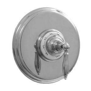 """3/4"""" Round Deluxe Thermostatic Shower Set with 466 Handle (available as trim only P/N: 7.0446697DT)"""
