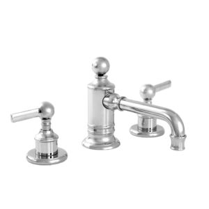Margaux Lavatory Set with 158 Handle