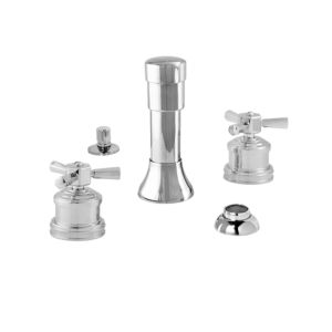 Bidet Set with Regent-X Handle