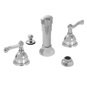 Bidet Set with Siena Handle