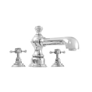 1800 Series Roman Tub Set with Sussex Handle (available as trim only P/N: 1.187877T)