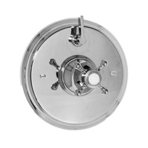 Pressure Balance Shower X Shower Set with Portsmouth handles (available as trim only P/N: 1.000667T)