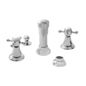 Bidet Set with Salem Handle