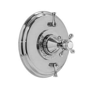 Thermostatic Shower Set with Alexandria Handle and Two Volume Controls
