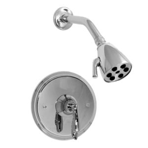 Pressure Balance Shower Set with Windsor Elite Handle (available as trim only P/N: 1.003764DT)