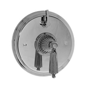 Pressure Balance Shower X Shower Set with Georgian handles (available as trim only P/N: 1.004167T)