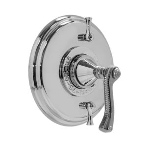 Thermostatic Shower Set with Siena Handle and Two Volume Controls