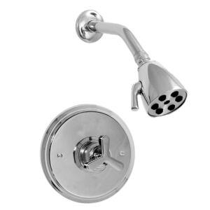 Pressure Balance Shower Set with Moderne-X Handle