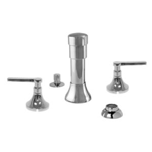 Bidet Set with Capella Handle