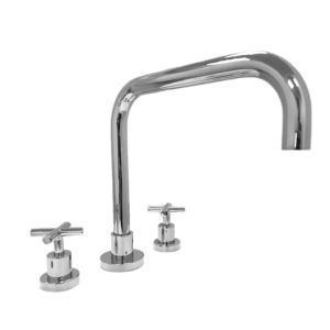 4400 Series Roman Tub Set with Nova II Handle