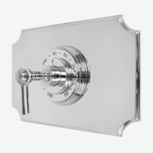 "3/4"" Imperial Deluxe Thermostatic Shower Set with 158 Handle (available as trim only P/N: 7.0315897DT)"