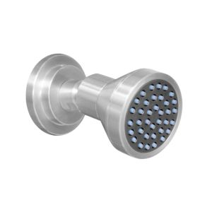 Nouveau Stainless Steel Body Spray and Flange