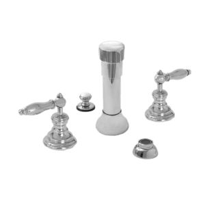 Bidet Set with 026 Handle