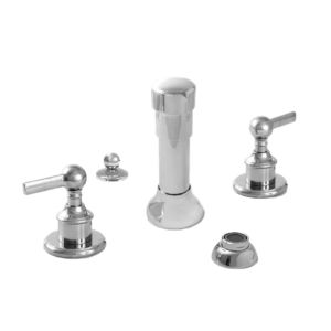 Bidet Set with 158 Handle