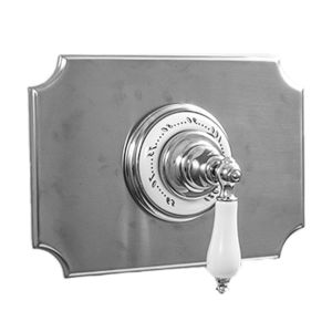 """3/4"""" Imperial Deluxe Thermostatic Shower Set with 025 Handle (available as trim only P/N: 7.0302597DT)"""