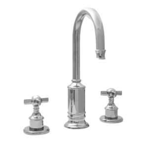 Margaux High Arc Lavatory Set with 157 Handle