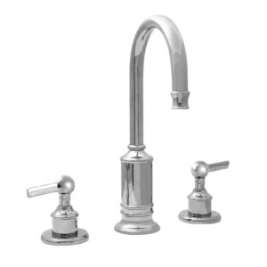 Margaux High Arc Lavatory Set with 158 Handle