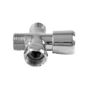 Push-Pull Diverter for Exposed Shower Neck