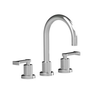 Widespread Lav Set with Piston Lever Handle